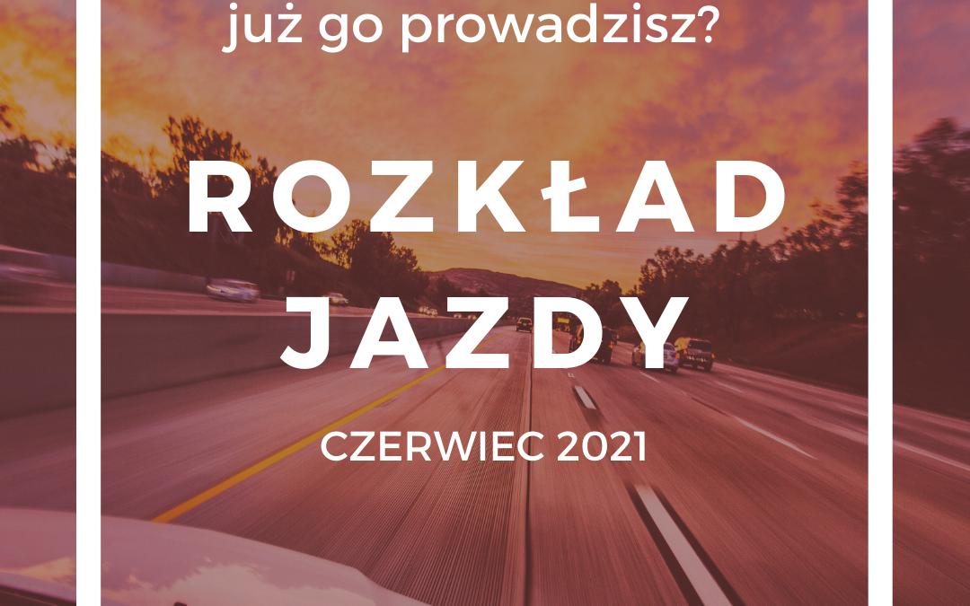 Rozkład jazdy na czerwiec 2021 – webinary, networking